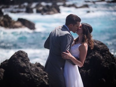 Erin + Roger's Hawaiian Wedding